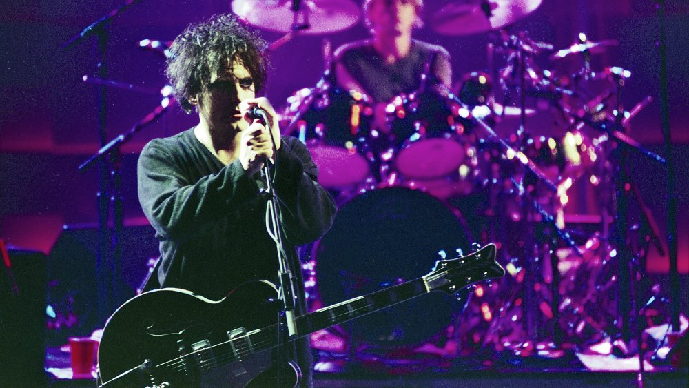 Morrissey and Robert Smith