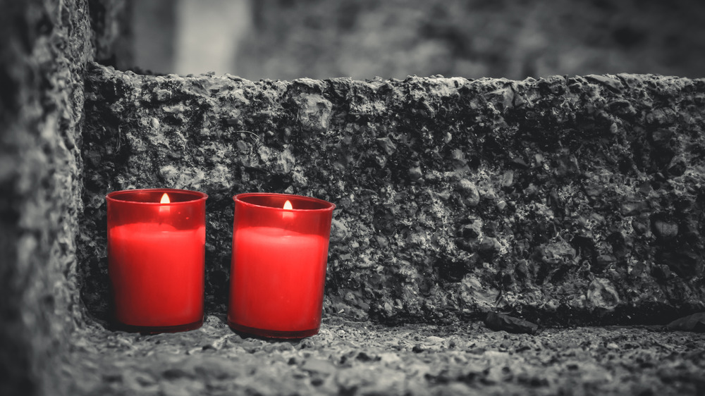 Candles for All Saints' Day