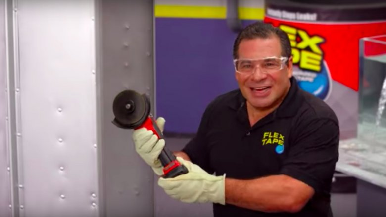 Phil Swift flex tape