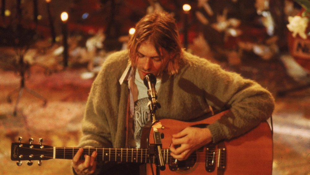 The untold truth of Kurt Cobain's Unplugged guitar