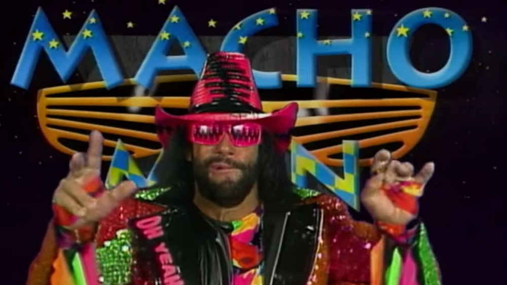 macho macho man adulto