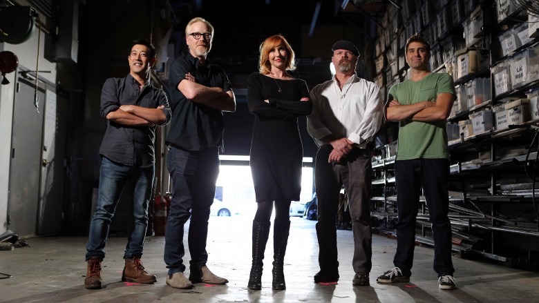 mythbusters crew