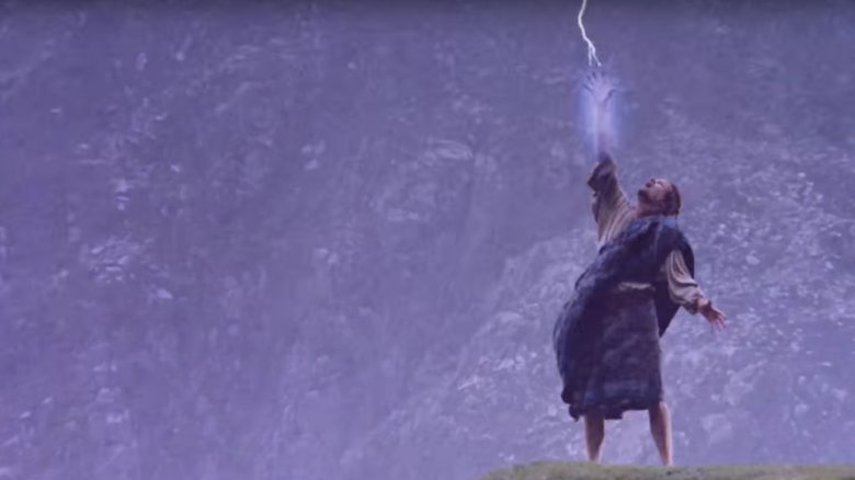 highlander lightning