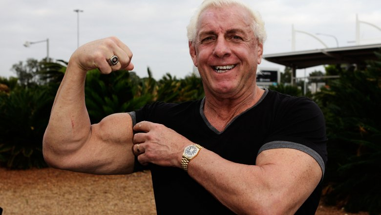 Ric flair the wrestler is he still alive