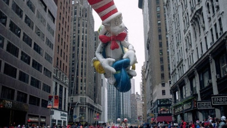 Left Behind Glass Showers Broken Balloons And Weird Images For The People Watching The Parade At Home An Accident At The 1997 Macys Thanksgiving Day