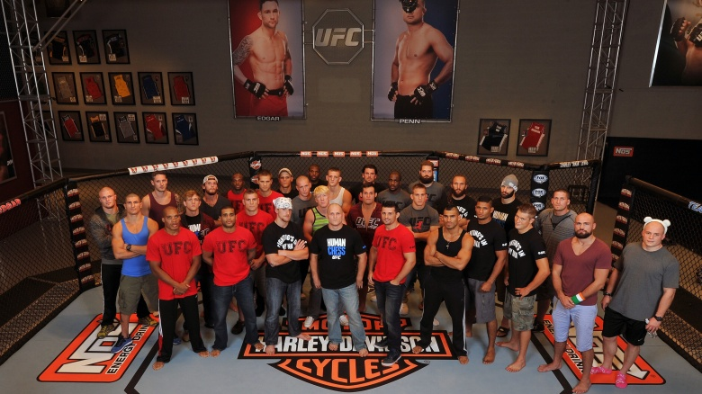 The Untold Truth Of The Ultimate Fighter