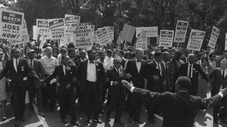 MLK and the March on Washington 1963