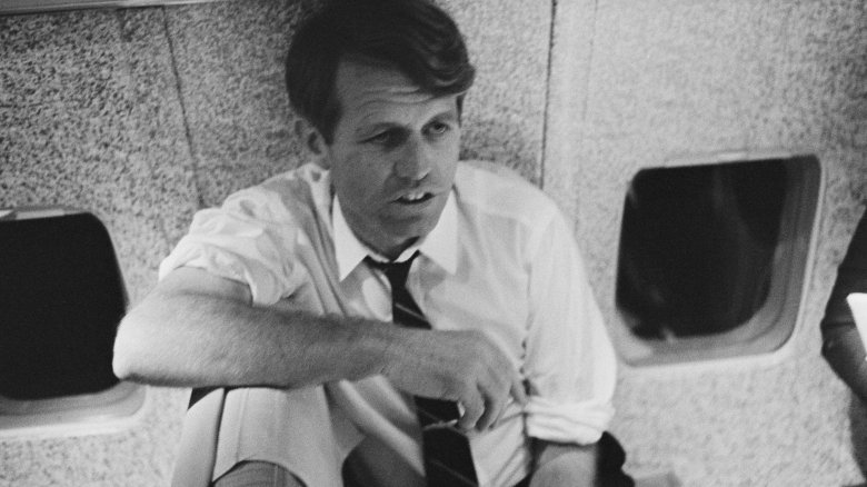 Robert Kennedy in 1968