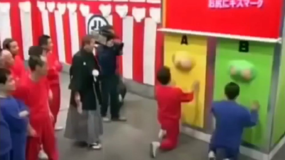 This Might Be The Strangest Gameshow That Japan Has Ever Made