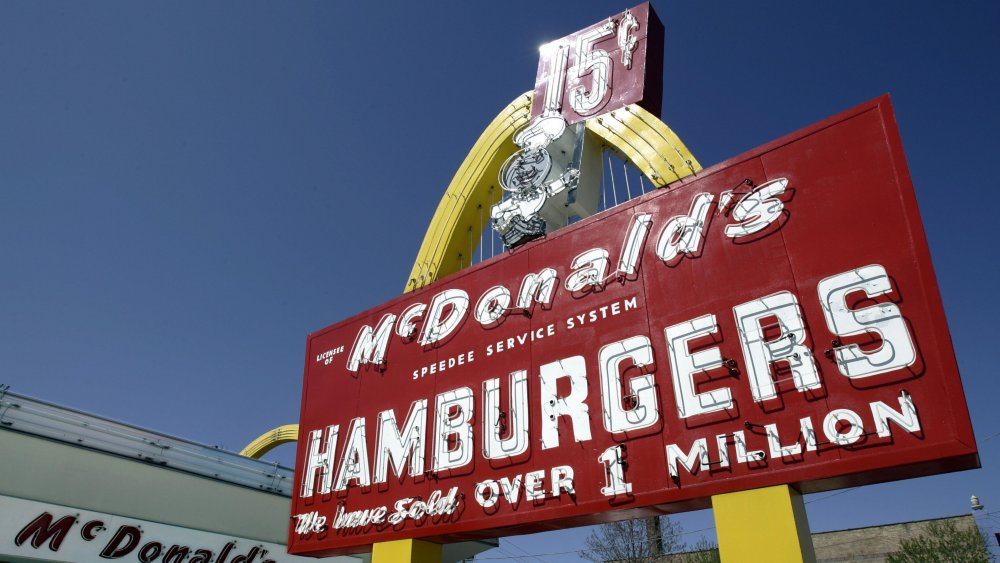 Ray Kroc's first McDonald;s franchise
