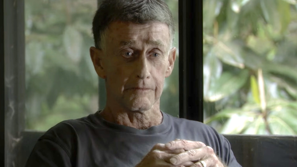 Michael Peterson in The Staircase