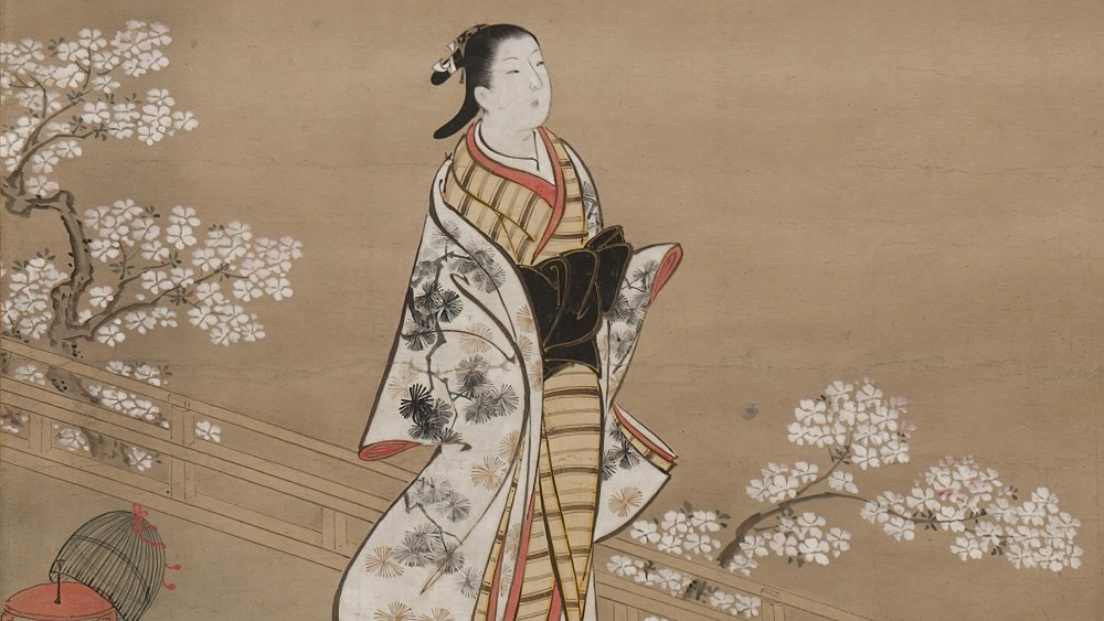 What life was like for women in ancient Japan