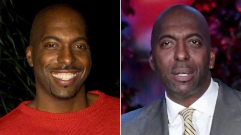 John Salley then and now
