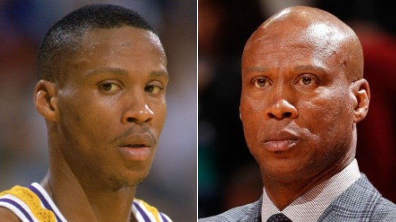 Byron Scott young and old