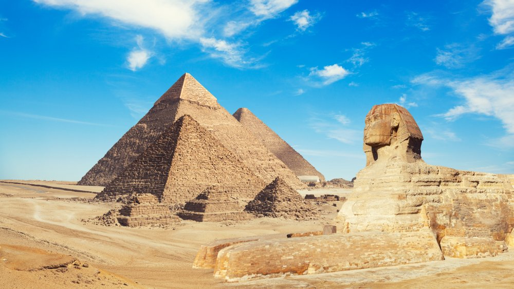 What you didn't know about the Great Pyramid