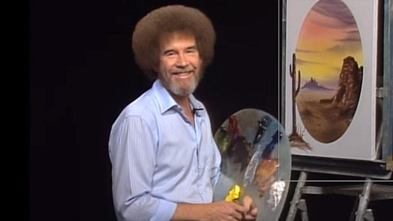 What you didn't know about the life of Bob Ross