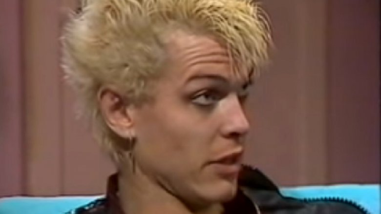 Billy Idol in 1984 interview