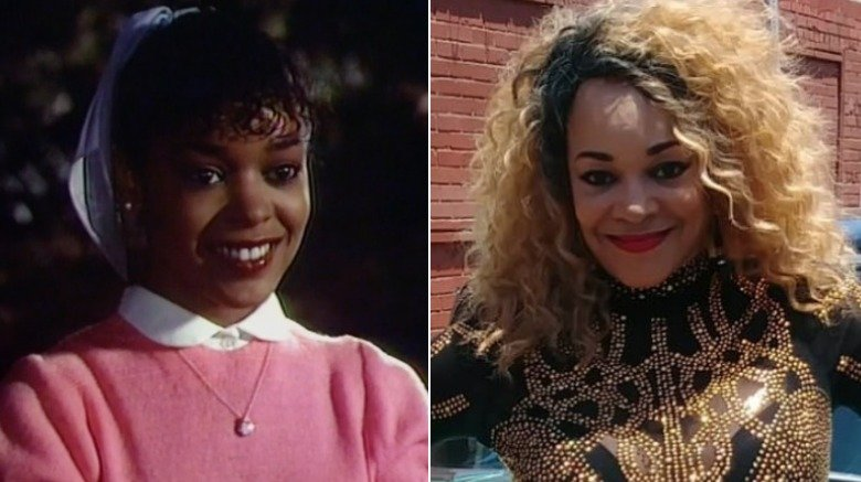 Ola Ray in Thriller and on Instagram