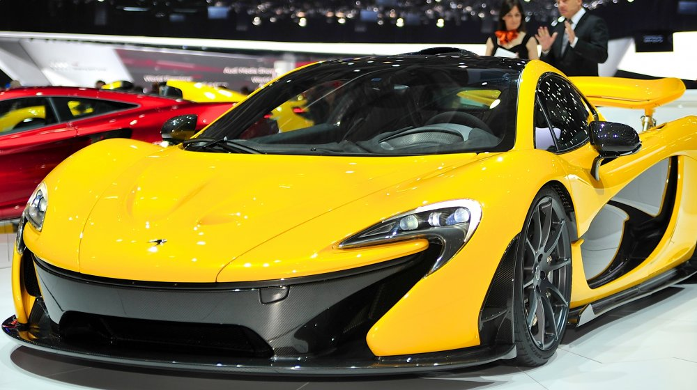 Mclaren P1 Cost >> Why are McLarens so expensive?