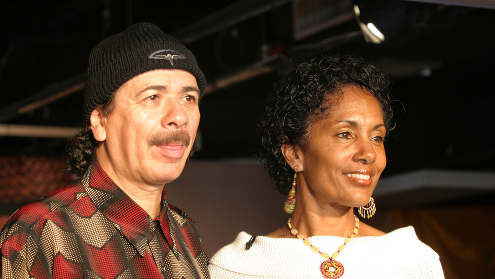 Why Carlos Santana and his first wife split after 30 years
