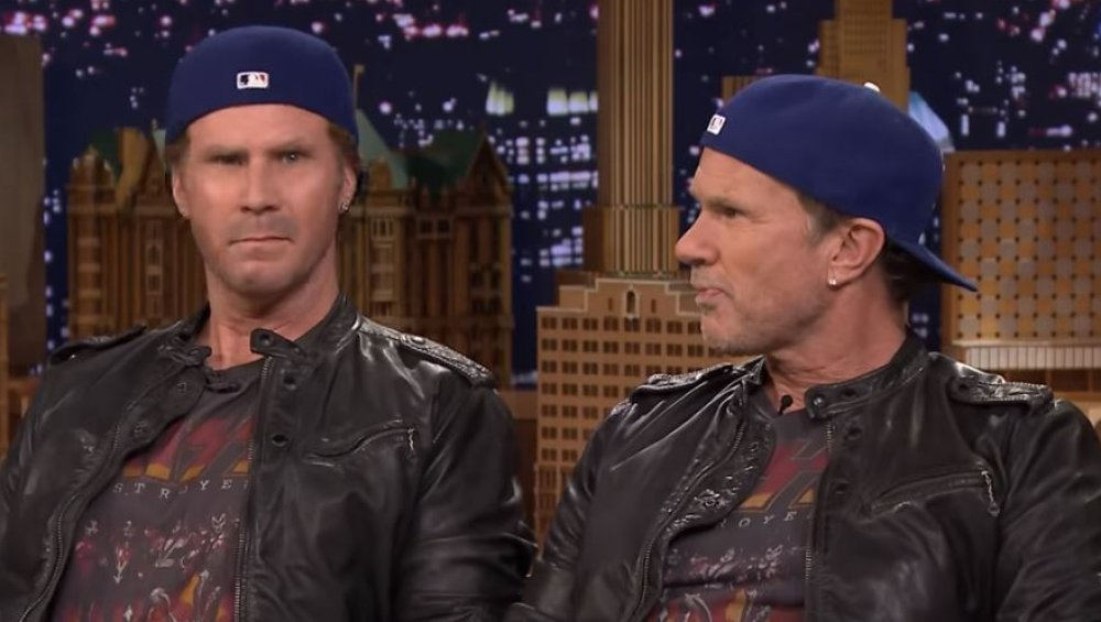 Will Ferrell And Chad Smith's Relationship Explained