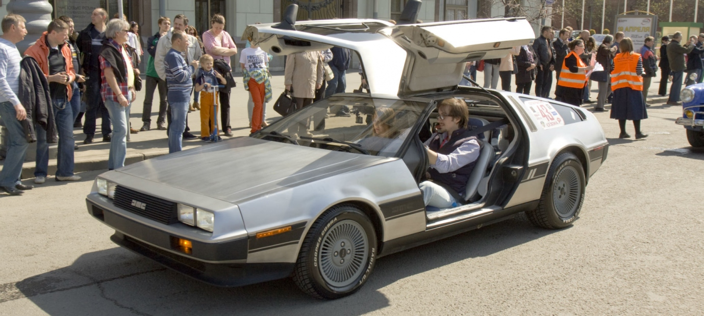 The True Story Behind The Delorean