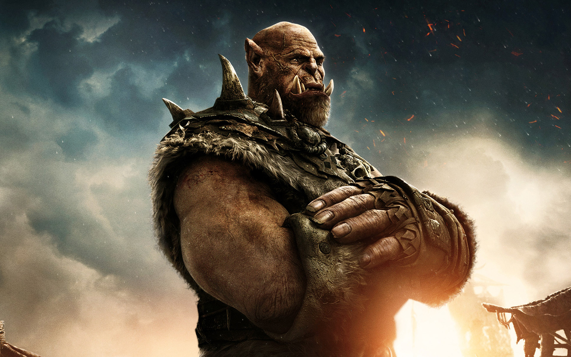 warcraft movie durotan son
