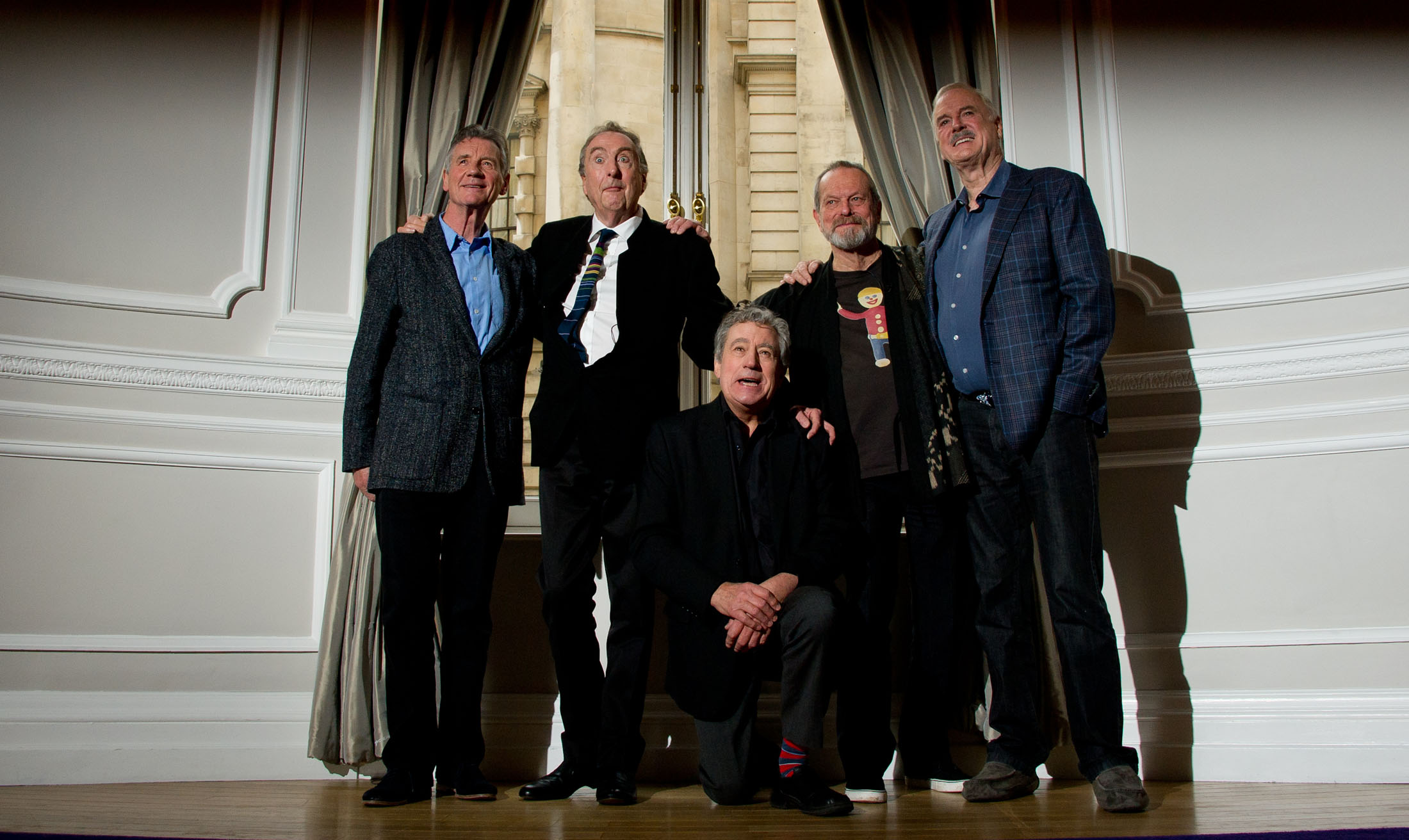The untold truth of Monty Python